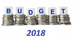 180202 Budget 2018