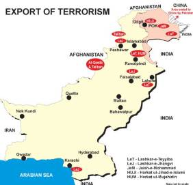 190303 Pakistan terrorism map
